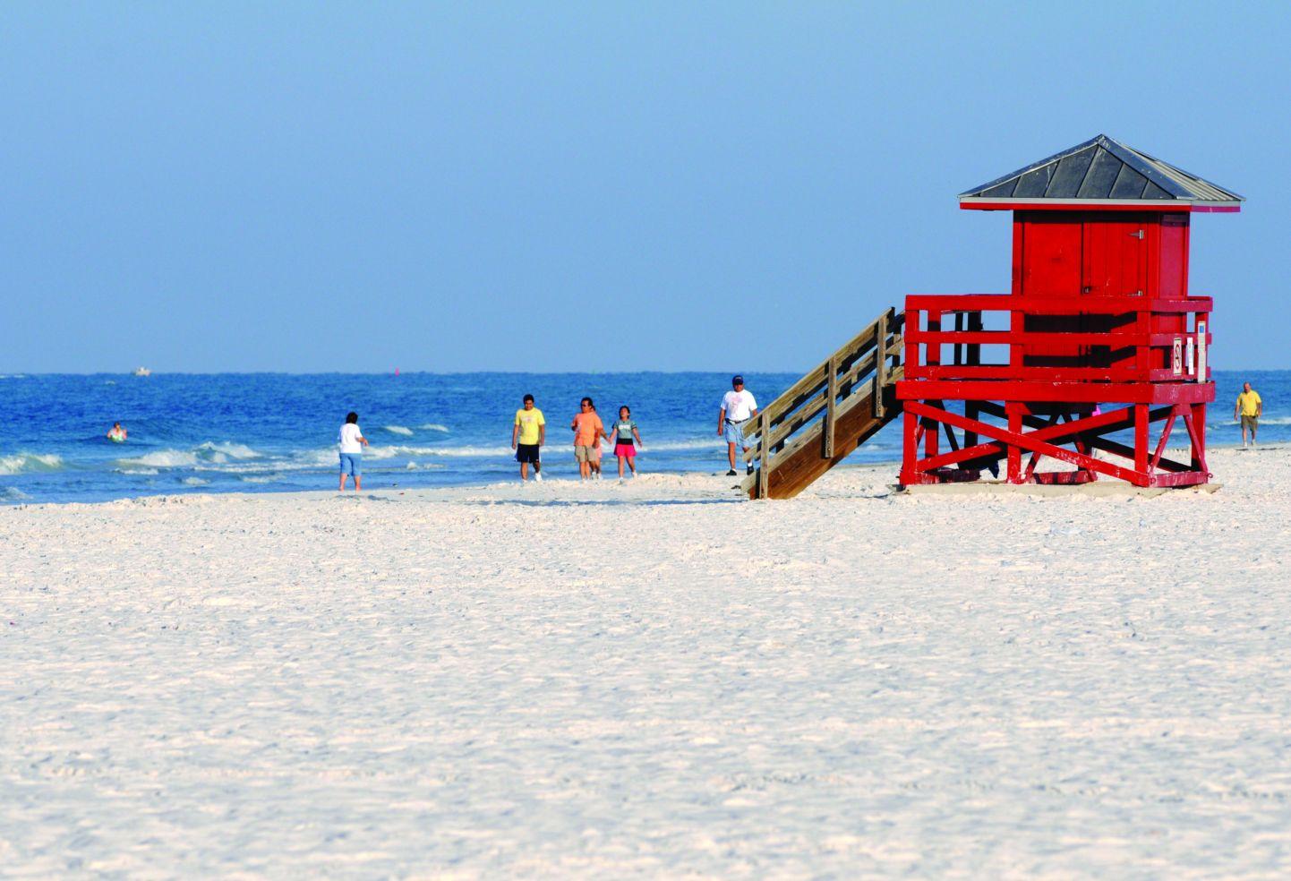 Siesta Key Beach Hotel Deals