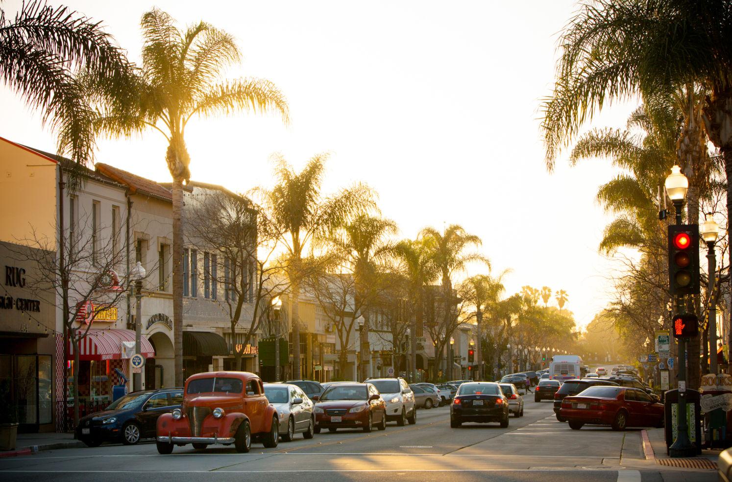 Main St. Ventura, CA