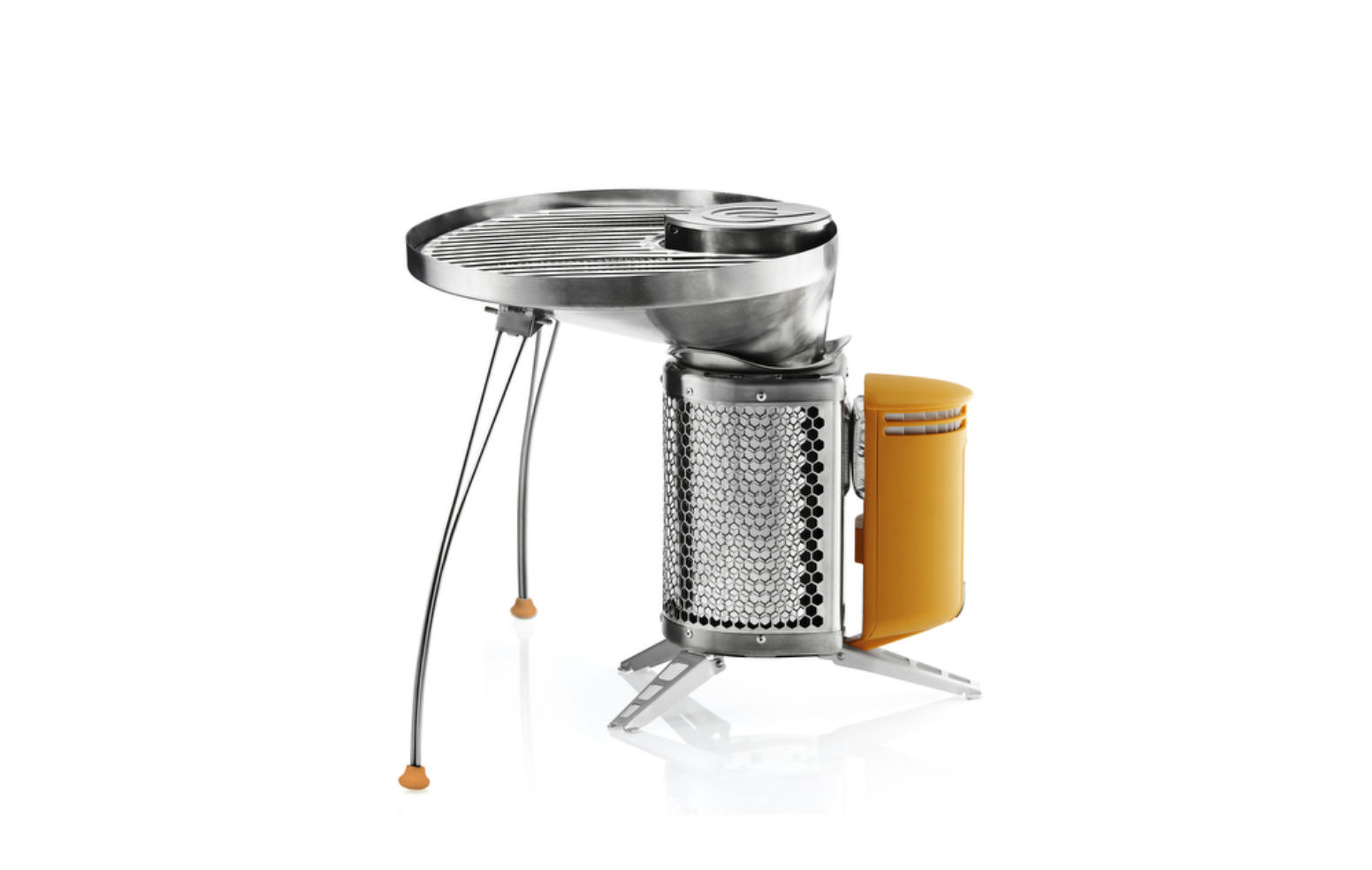 BioLite Campstove grill and Wood Burning CampStove