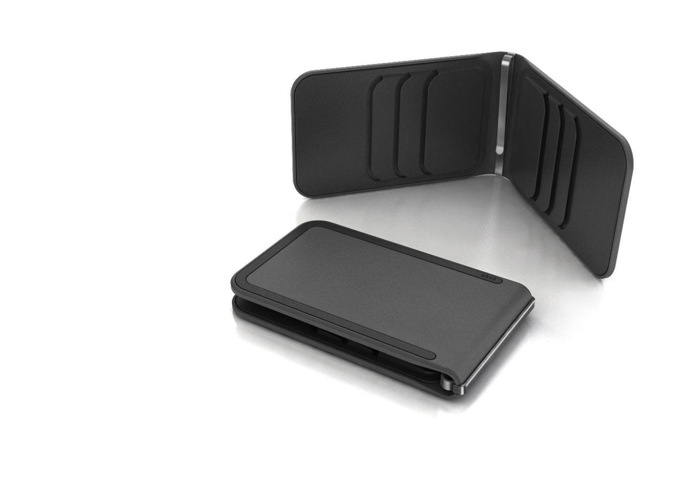 DOSH 6 LUXE wallet