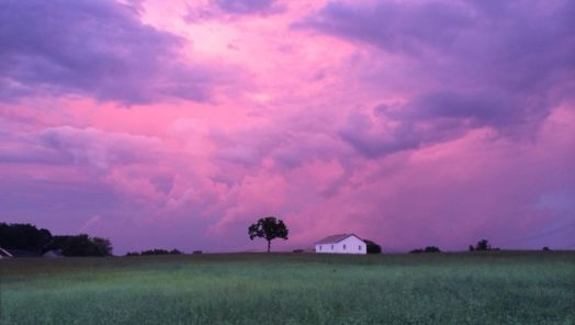 Don't miss the sunsets this weekend in the American Southeast! tumbnail