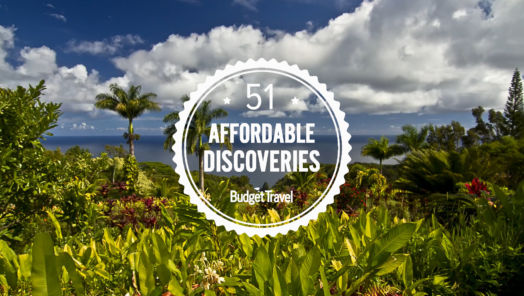 51 Affordable Discoveries Across America 2019 tumbnail