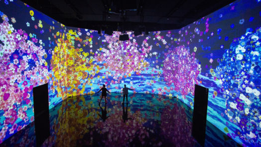 7 Places to Experience Incredible Interactive Art tumbnail