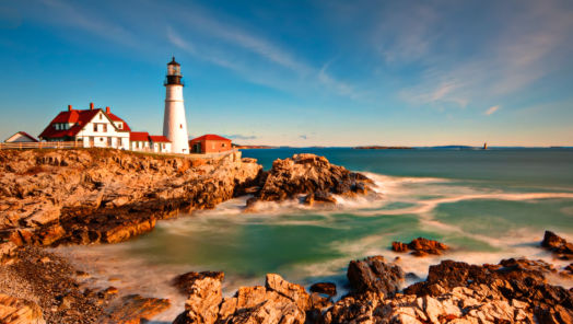 A New England road trip itinerary on a budget tumbnail