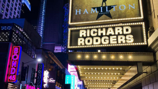 Broadway shows to reopen at 100% in September tumbnail