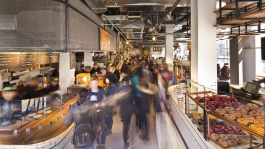 Take A Bite Out of NYC's Best Food Halls tumbnail