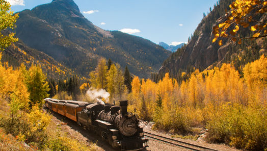 Travel by Train: 7 Awesome Routes for Seeing the U.S.A. tumbnail