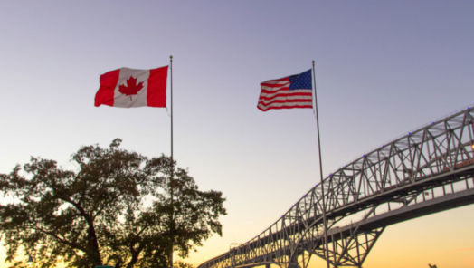 Canada confirms its border with America will stay closed tumbnail