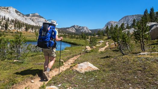 California's 10 best hiking trails tumbnail