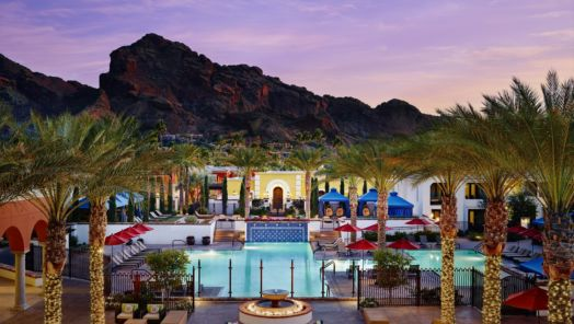 Deal of the Day: Cool off at a luxe oasis in the Arizona desert, from $129/night tumbnail