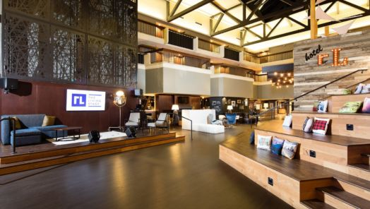 Luxe-for-Less Lodging: Hotel RL Wants to Entertain You tumbnail