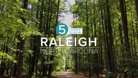 5 Things to Do in Raleigh, North Carolina tumbnail