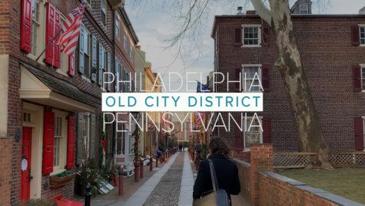 5 Fun Things to Do in Philadelphia's Old City tumbnail