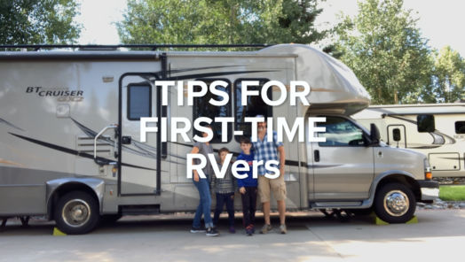 Tips for First-Time RVers on The Road tumbnail
