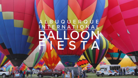 See the Incredible Albuquerque International Balloon Fiesta tumbnail