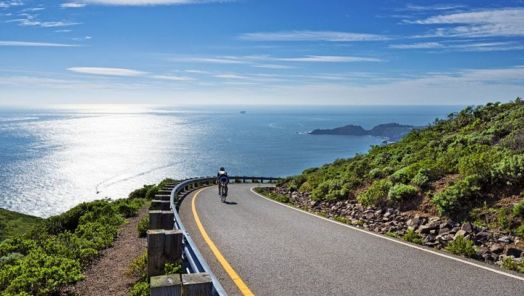 Over 500 miles of new bike trails are now open to cyclists in the US tumbnail