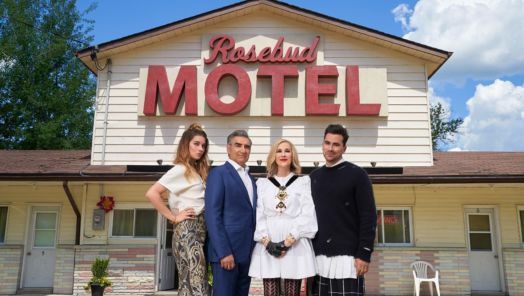 The motel from Schitt's Creek is going up for sale tumbnail