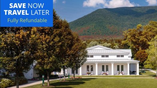 Deal alert: 4-star Vermont resort for $139/night tumbnail