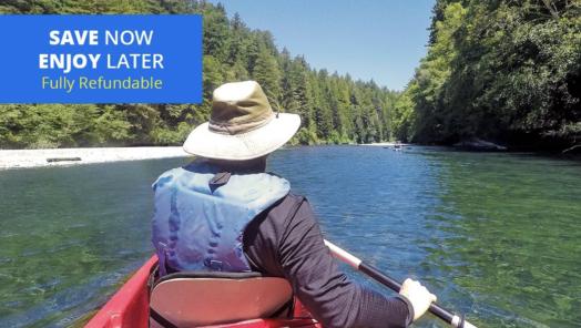 Deal Alert: Guided kayak tour in Napa Valley - $39+ tumbnail