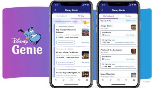 Disney announces Disney Genie: a reimagined guest experience tumbnail
