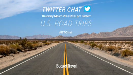 Join Our #BTChat: U.S. Road Trips tumbnail