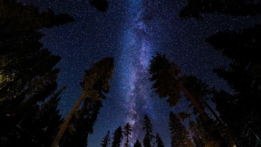 The best US national parks for stargazing, according to star map makers tumbnail