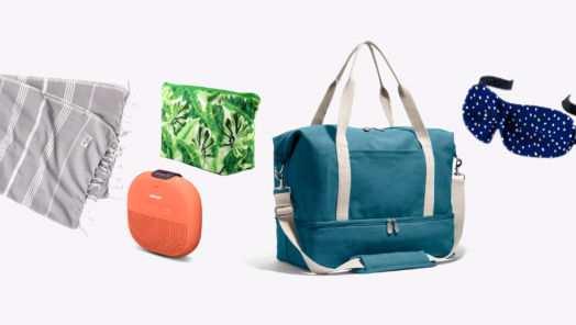Essential Weekend Getaway Gear tumbnail