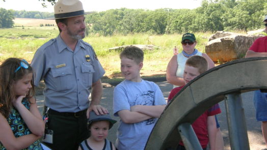 How to Visit Gettysburg with Kids tumbnail