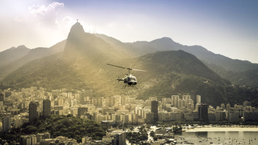 The 10 Coolest Helicopter Tours in the World tumbnail