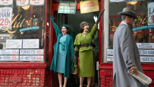 Take a Marvelous Mrs. Maisel tour at these real-life locales tumbnail