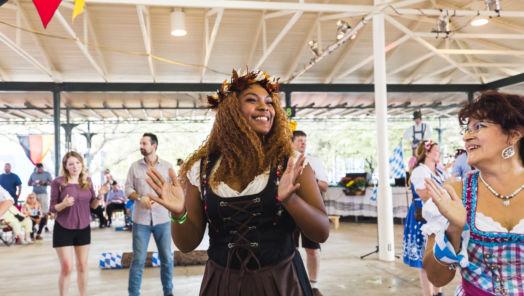 Where to Celebrate Oktoberfest across The US tumbnail