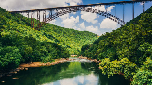 Welcome to America's newest National Park: New River Gorge! tumbnail
