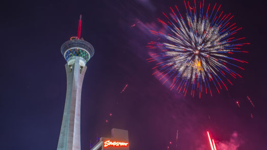 The 6 Wildest New Year's Eve Celebrations in the US tumbnail