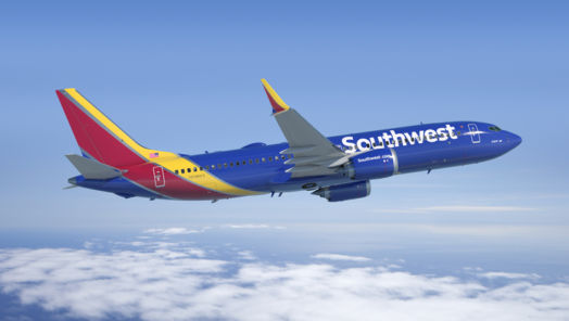 Southwest Airlines announces they will begin booking flights at full capacity tumbnail