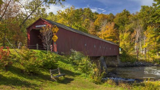 The ultimate New England fall foliage road trip tumbnail