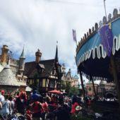 Disneyland July 2017