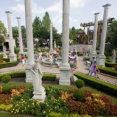 DaVinci's Garden, Busch Gardens Williamsburg, guests