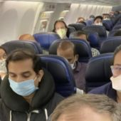 Masks on a plane