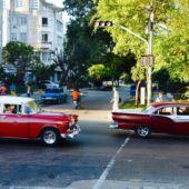 Havana vintage cars