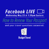 Fb Live How To Renew Your Passport