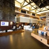 Hotel Rl Spokane The Living Stage
