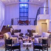 Hotel Theodore Seattle Atrium