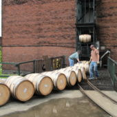 Ky Buffalo Trace Barrel House