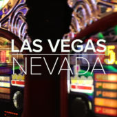 Title of video with slot machines in background