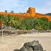 Las Brisas Ixtapa Beach Umbrellas
