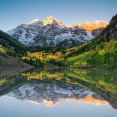 Maroon Bells Lake Colorado