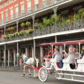 New Orleans Carriage Tour French Quarter