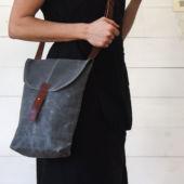 Peg And Awl Cross Body Bag