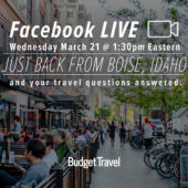Facebook Live Promo - Boise