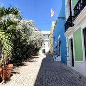 Puerto Rico Old San Juan Street